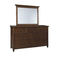 Allred 7 Drawer Dresser by Darby Home Co®