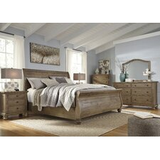 Battalgazi Sleigh Customizable Bedroom Set by Loon Peak® Price