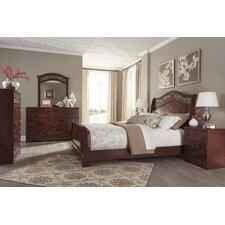 Schwerin Sleigh Customizable Bedroom Set by Rosalind Wheeler Buy