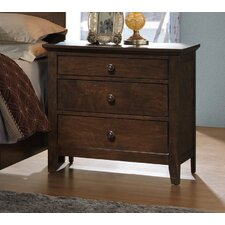 Easthaven 3 Drawer Nightstand by Better Homes & Gardens