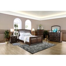 Barre Sleigh Customizable Bedroom Set by Darby Home Co®