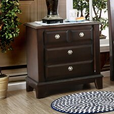 Barre 4 Drawer Nightstand by Darby Home Co®