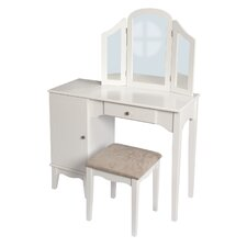 The Bay Shore Vanity Set with Mirror by Wildon Home ®