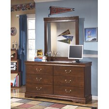 Wilmington Dresser in Brown by Wildon Home ®