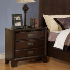 Bellwood 3 Drawer Bachelor's Chest by ACME Furniture