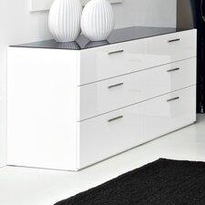 Jersey 6 Drawer Dresser by Calligaris