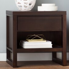 Nichols 1 Drawer Nightstand by Brayden Studio®