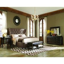 Roseville Platform Customizable Bedroom Set by Canora Grey