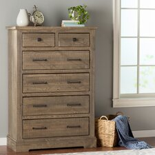 Buford 6 Drawer Chest by August Grove®