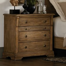 Belleview 4 Drawer Nightstand by Bay Isle Home