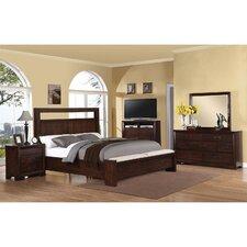 Lancaster Panel Customizable Bedroom Set by Loon Peak®