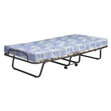 Folding Bed by Linon