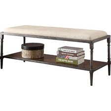 Forrest Upholstered Entryway Bench by Laurel Foundry Modern Farmhouse