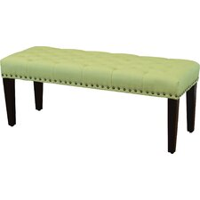 Mapletown Upholstered Bedroom Bench by Three Posts