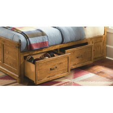 Bryce Canyon Under Bed Storage Unit by Birch Lane