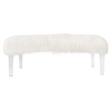 Scarlett Upholstered Bedroom Bench by New Pacific Direct