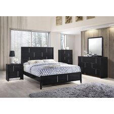 Langford Panel Customizable Bedroom Set by Wade Logan®