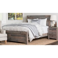 Panel Bed Customizable Bedroom Set by Loon Peak® Sale