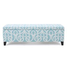 Adair Upholstered Storage Bedroom Bench by Charlton Home®