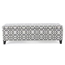 Schmit Upholstered Storage Bedroom Bench by Varick Gallery®