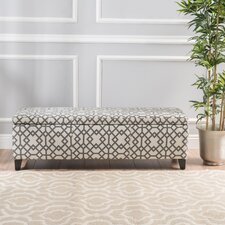 Scriber Upholstered Storage Bedroom Bench by Varick Gallery®