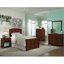 David Twin Panel Customizable Bedroom Set by Viv + Rae Price