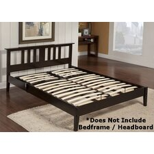 Remote Motorized Head Up Bed Frame by Ergo-Pedic