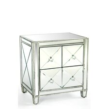 Liora 4 Drawer Nightstand by Statements by J