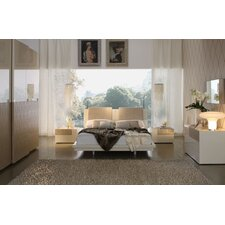 Diamond Platform Customizable Bedroom Set by Rossetto USA