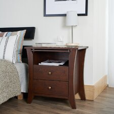 Candace 2 Drawer Nightstand by Zipcode™ Design