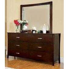 Beauregard 6 Drawer Dresser by Red Barrel Studio®