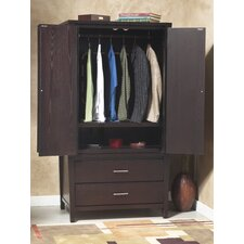Alan Armoire by Mercury Row®