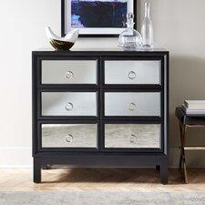 Newcastle 6 Drawer Dresser by Mercer41