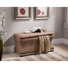 Raynerson Upholstered Storage Bench by House of Hampton