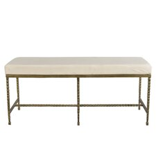 Sangerville Upholstered Bedroom Bench by Bay Isle Home