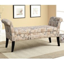Babineaux Upholstered Storage Bedroom Bench by Alcott Hill®