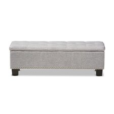 Back Bay Upholstered Storage Bedroom Bench by Alcott Hill®