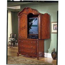 Cleveland Armoire by Astoria Grand