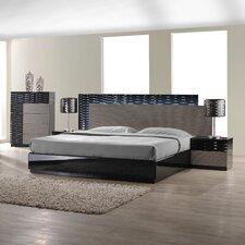 Roma Platform Customizable Bedroom Set by J&M Furniture Sale