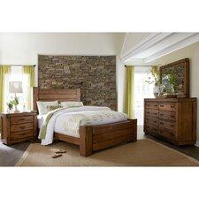 Hilton Panel Customizable Bedroom Set by Loon Peak®