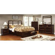 Orlaith Storage Panel Customizable Bedroom Set by A&J Homes Studio
