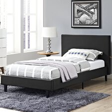 Anya Vinyl Bed Frame by Modway