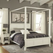 Lafferty Canopy 2 Piece Bedroom Set by Alcott Hill®