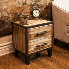 Peetz 2 Drawer Nightstand by Trent Austin Design®