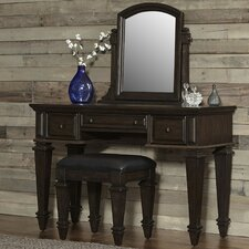 Larksville Vanity with Mirror by Darby Home Co®
