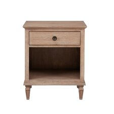 Victoria 1 Drawer Nightstand by Madison Park Signature