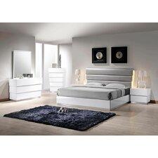 Langridge Platform Customizable Bedroom Set by Wade Logan®