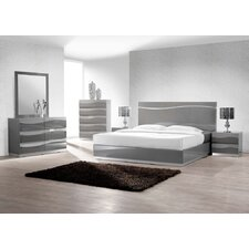 Minden Platform Customizable Bedroom Set by Wade Logan®