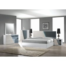 Murakami Platform 5 Piece Bedroom Set by Wade Logan® Reviews
