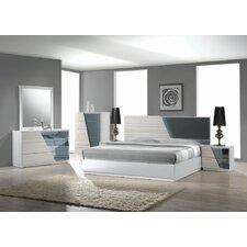 Murakami Platform Customizable Bedroom Set by Wade Logan®